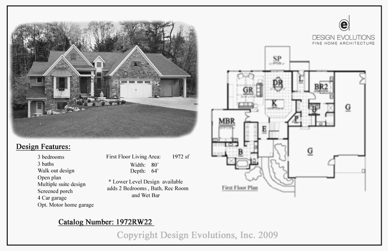 Kalamazoo house plans residential home designs also Residential building plan sample
